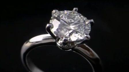 【DD珠宝】高品质2克拉钻戒定制,经典六爪~