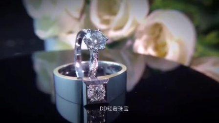 【DD珠宝】经典六爪钻戒&单钻厚重男戒~