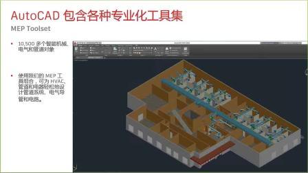 """""""产品使用""""-24 2018.3.29 AutoCAD 2019 新功能介绍2"""