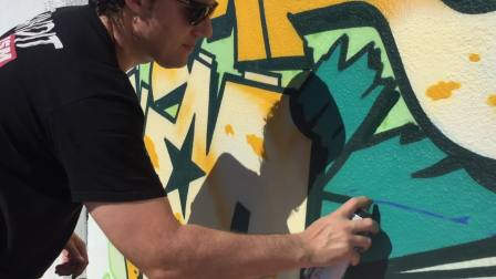 PIECE OF THE DAY : GRAFFITI VIDEO OF 123KLAN, REKAL & GRABSTER IN MIAMI