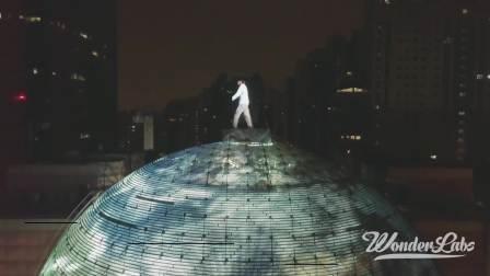 Behind Scene - NIKE RECAT 跑动地球