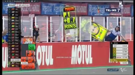 MotoGP 2018 阿根廷站正赛实况