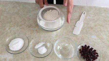 烤蛋糕的做法 电烤箱 做蛋糕的方法 戚风蛋糕的做法窍门