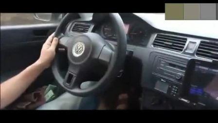 科目二考试视频全过程 科目三考试七个步骤 科三靠边停车技巧