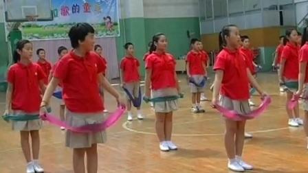 小學體育人教版五六年級《2.基本體操》河北范緩緩