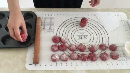 怎么用电饭锅做蛋糕 做蛋糕教程 寿桃蛋糕的做法视频