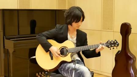 【指弹吉他】打上花火  松井佑贵