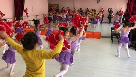 手绢花舞蹈2