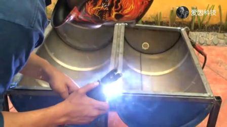一种烧烤炉的制作方法, 简单又实用, 动手能力真不错