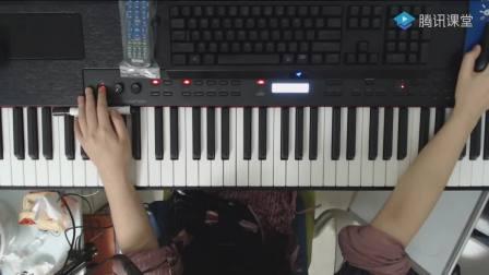 诗曼老师即兴伴奏怎么一节课学会即兴弹奏的必学之路程 简单的手法不一样的听觉盛宴