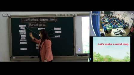英語Lesson16 Li Ming s Summer Holiday2011冀教版六年級下册石家庄市青园街小学王晶晶