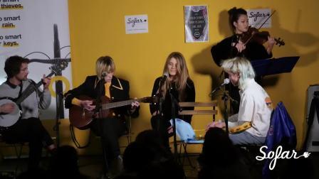 沙发音乐SofarSounds纽约 Girl Skin - Darling