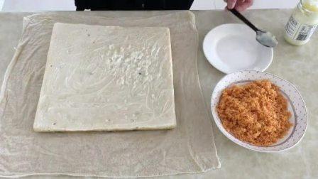 轻乳酪芝士蛋糕 丽水蛋糕培训 做蛋糕的配料
