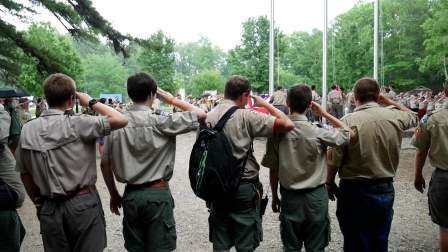 【IAP美国童子军】兰斯堡营地