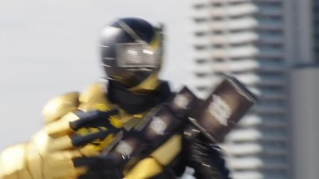 [KRL]假面骑士build-TV君超战斗DVD-熊电视vs假面骑士grease