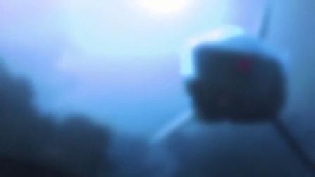 超级鲨大战机器鲨预告片法语版