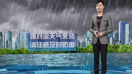 20180411广东卫视天气预报