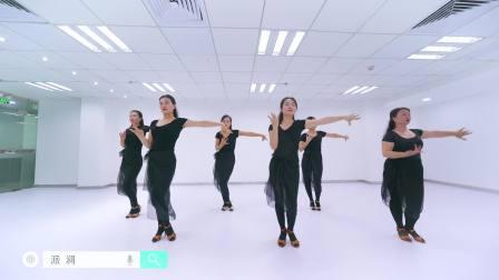 派澜舞蹈深圳布吉区国标舞培训班《This Girl》舞蹈教学
