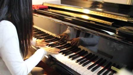 薛之谦 你还要我怎样 - piano cover by Melody
