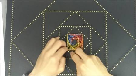 爱剪辑-彩色漩涡视频教程