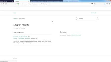 Upload VisualARQ to Konstru