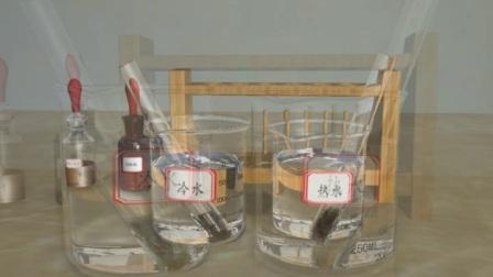 视频实验:化学反应速率的影响因素