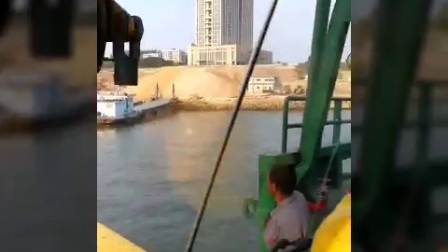 160吨吊车海岛一日游