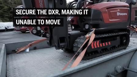 2.2 DXR user guide - Transport DXR 200 300 series 富世华遥控破拆机器人运输 DXR 200 300 系列