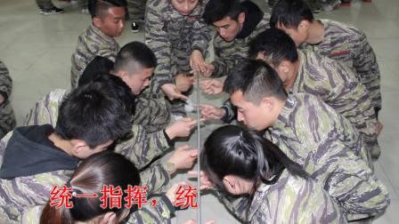 承衡战士来到上海西点军校进行学习