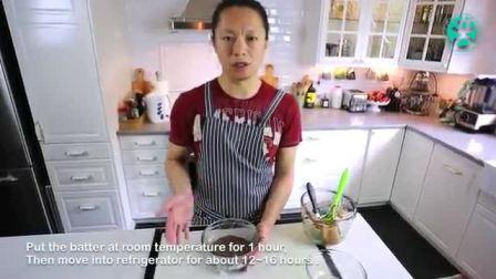 芝士蛋糕的做法视频 六寸蛋糕的配方 自己烤的蛋糕为什么硬