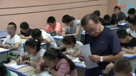 1人教版小学语文六年级下册《难忘的启蒙》内蒙古省级优课