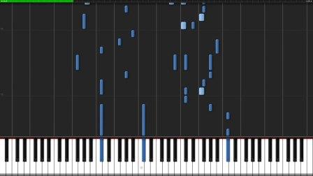 ZZZ - Nichijou (Ending 1) [Piano Tutorial] (Synthesia)  Animenz
