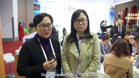 IT&CM China and CTW China 2018大会亮点 · 2018 Event Highlights