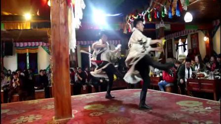 藏族庄园 土司宴 2018.3.31