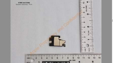 iPhone X GOLD(FCC ID BCG-E3161A)