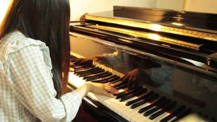 HANA菊梓乔 - 忘记我自己 (使徒行者2 片尾曲) - piano cover by Melody