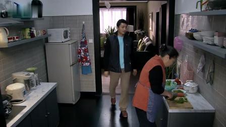 双面胶:亚平告诉母亲希望把老婆接回来,母亲不同意