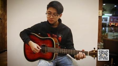 08《那些花儿》蓝莓吉他吉他教程入门弹唱教学