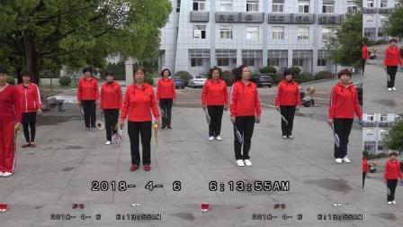 《舞蹈》全集,台州市仙居县横溪镇快乐舞韵舞蹈队在横溪镇广场演出舞蹈表演,技术指导杨月桂。