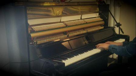 【钢琴】印象派 德彪西-冥想曲(Debussy-Reverie)