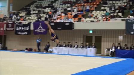 远山亚理沙 2017全国高校选拔大会自由操(纯音乐)
