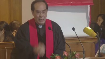 20180415早堂证道《持守信、望、爱》陈以诺牧师 粤语