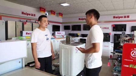 轻年 开洋家电2 鲁南乡村大嫂枣庄滕州菜煎饼