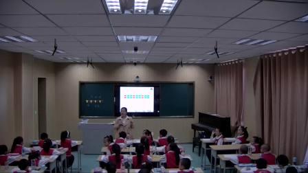 小学数学人教版一下《第7单元 找规律》山西郭艳