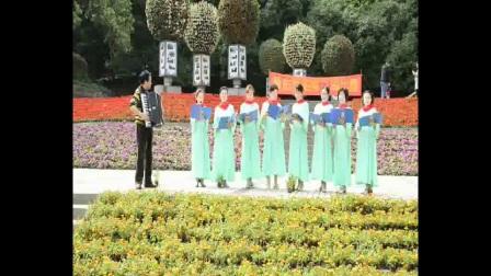 黄金舞蹈队八周年庆典视频