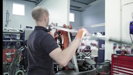 6.3 DXR user guide - Husqvarna service 富世华遥控破拆机器人使用指南 - 服务