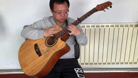 翻弹吉他大神luca的洪荒之力