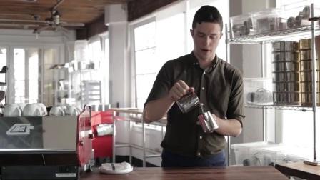 世界顶级咖啡师咖啡制作教学培训讲解: 咖啡制作 咖啡教学 咖啡拉花 (一)