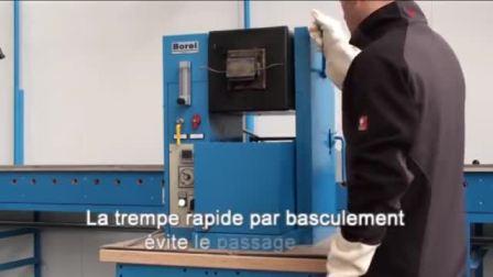 瑞士Borel可倾斜式炉 KN1050 - Tilting Furnace KN1050