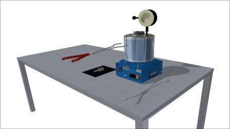 瑞士Borel熔化炉KP 1100 - Borel Swiss Melting Furnace KP 1100